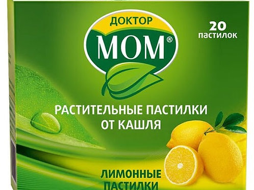 Mom Doctor with lemon flavour 20