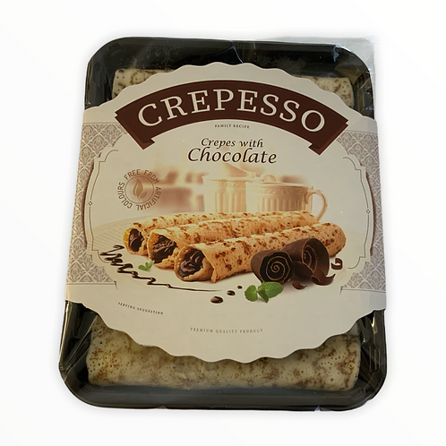 Crepes With Chocolate, Crepesso 360g