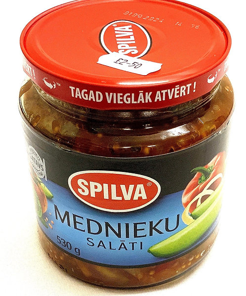 Spilva Hunter Salad 580 g