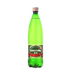 Essentuky - Natural Mineral Water No 4 1L PET
