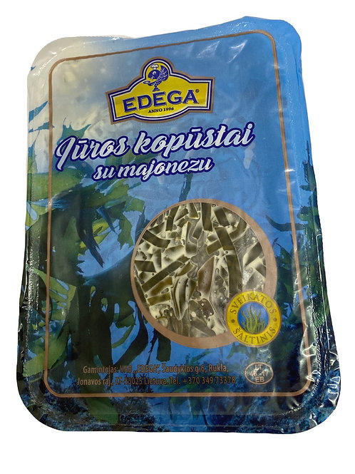 Edega - Sea Kelps in Mayonnaise 400g