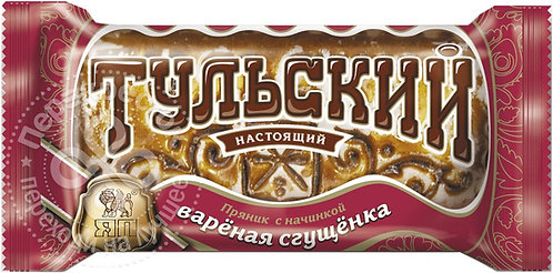 Tulsky Prjanik with condensed milk 140g