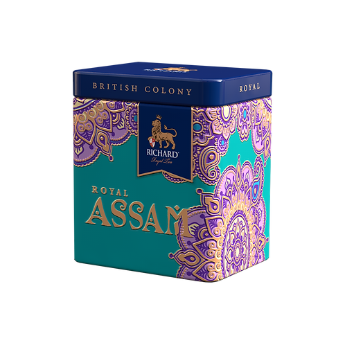 Richard - British Colony Royal Assam Black tea 50g