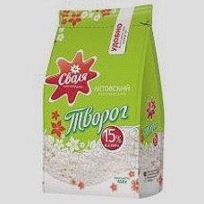 Svalia - Curd 15% Fat in Bag 450g