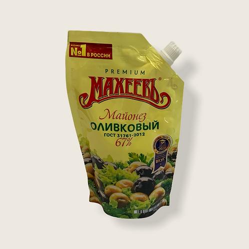 Maheev Mayonnaise With Olives 380g