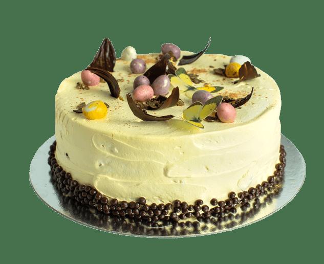 Marshmallow Cake 850g £13.50