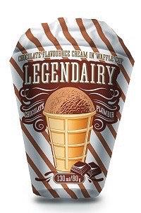 "Ice Cream With Chocolate Flavour ""Legendairy"" 130ml"