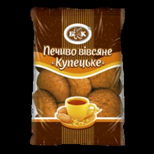 BKK Oats Biscuits Kupechiskije 300