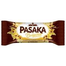 Pasaka Curd Cheese Bar with Vanilla and Belgian Chocolate 40g