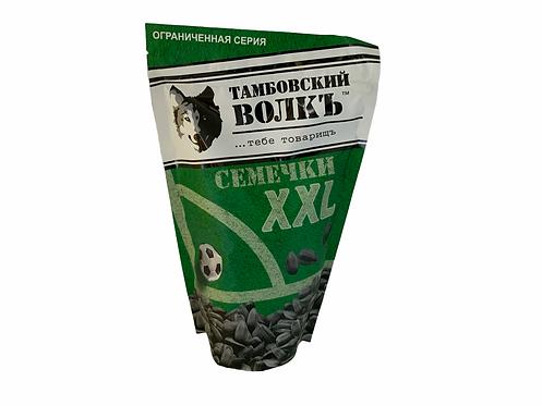 Roasted Black Sunflower Seeds Tambov Wolf EuroCup XXL 400g