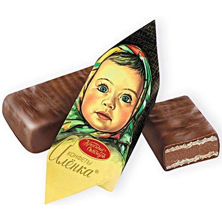 Sweets Alionka Krasny Octiabr 200g