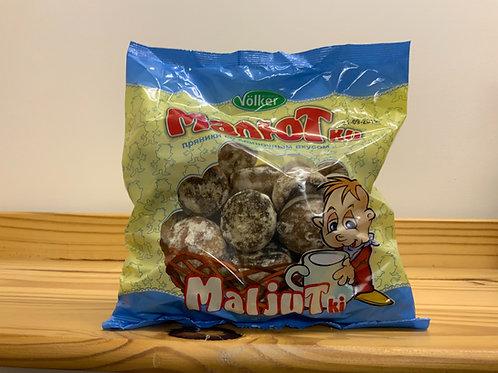 "Gingerbread ""Malyutki"" With Cream Flavour  400g"