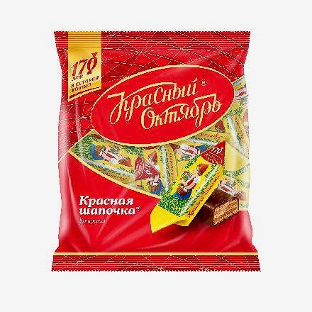 Krasnij Oktiabr - Krasnaya Shapochka Sweets 250g