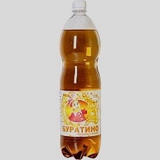 "Soft Drink ""Buratino "" Lemonade 1.5L"