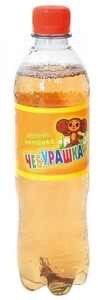 "Soft Drink, Lemonade ""Cheburashka"" 0.5L"