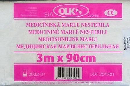 Medical Fabric non- sterile (Marla) 3m X 90cm
