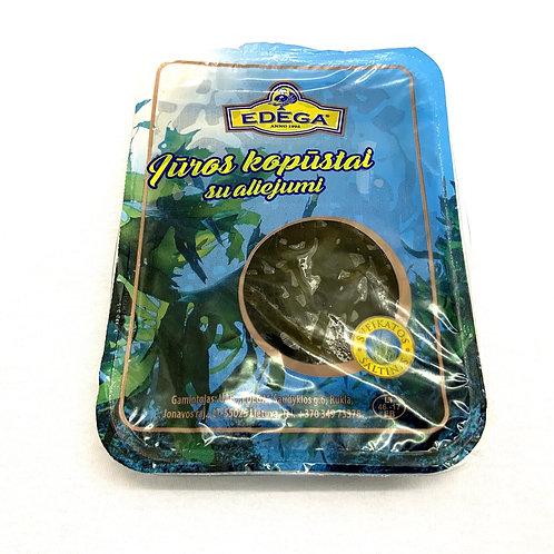 EDEGA Sea Kelps in Oil 400g