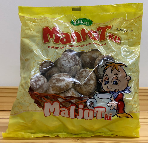 "Gingerbread ""Malyutki"" with Vanilla Flavour"
