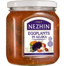 Nezhin Eggplants in Adzika 450g