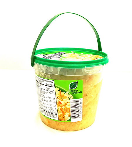 Dimdini  Sauerkrauts With Carrots 900g