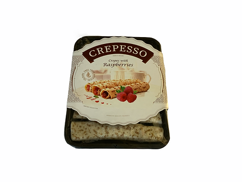 Crepes With Raspberry Crepesso 360g