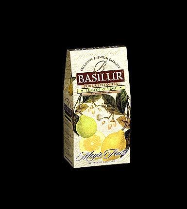 Lemon & Lime Loose Black Tea 100g