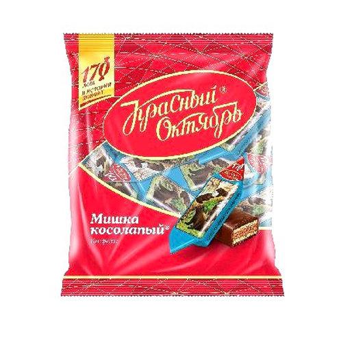 Krasnij Oktiabr - Mishka Kosolapiy Sweets 200g