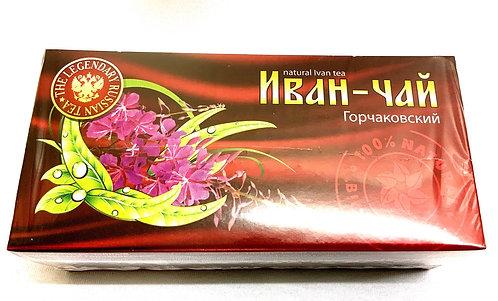 Natural Ivan Tea Gorchakovsky 20p x 1.5 g