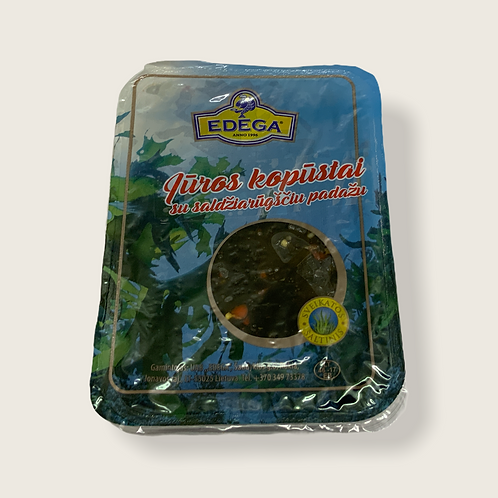 Edega Sea Kelp in Sweet and Sour Sauce 400g