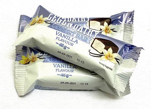 """Dessert Bar With Vanilla Flavour """"Legendairy"""" 45g"""