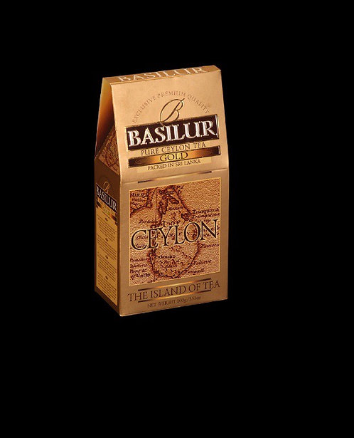 Basilur  Gold Loose Tea 100g