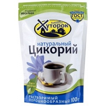 "Natural chicory "" Babushkin Khutorok "" 100g"