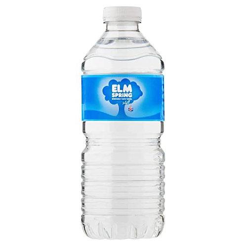 ELM Spring Water 500ml Pet