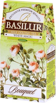 """Green And Oolong Tea Blend With Milk  Flavour """"Basilur  100g"""