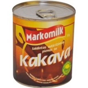MPK Condensed Milk with Cacao and Sugar 385g