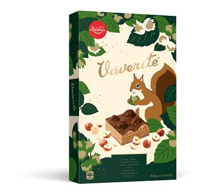 """Wafer Cake """"Vaverite"""" 350g"""