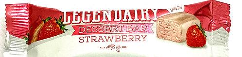 """Dessert Bar With Strawberry Flavour """"Legendairy""""  45g"""