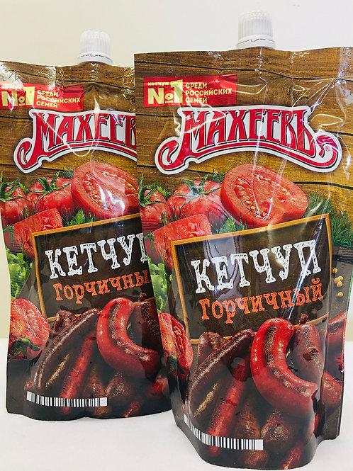Maheev Ketchup With Mustard 300g