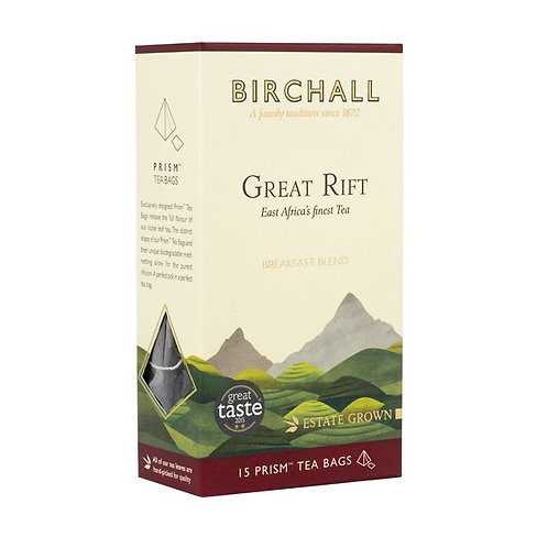 Birchall Great Rift 15 Prism Tea Bags