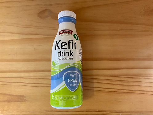 "Kefir Drink 2.5 % Zemaitijos"" 450g"