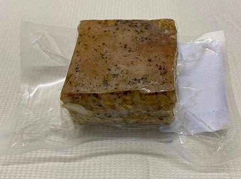 Zabo Fresh Pork Lard With Garlic ~0.350g