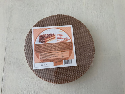 Wafer Plates Cocoa Flavoured 90g