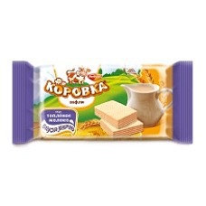 RotFront - Korovka Wafers with Baked Milk Taste 150g