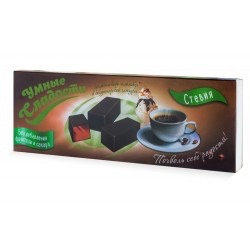 Smart sweets jelly with the taste of coffee - cream 105 g