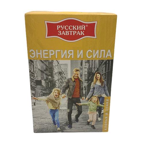 Russian Breakfast Porridge Energy and Strength