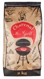 """Charcoal """"Mr. Grill"""" 2kg"""