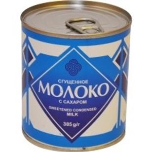 MPK Condensed Milk 385g RUS