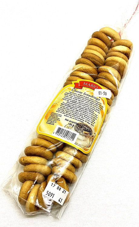 Mario Mini Bagels with Cheese 180g