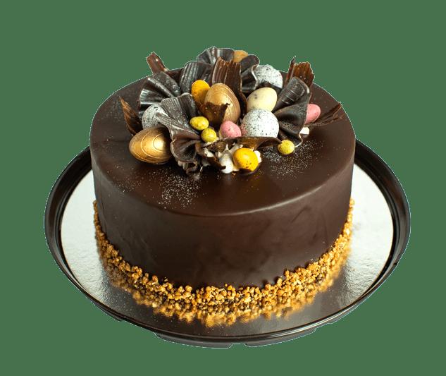 Cherry Chocolate Cake-1kg £14.00