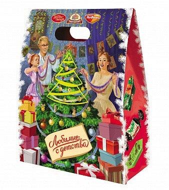 Wonder Fair Christmas Sweets Gift 500g